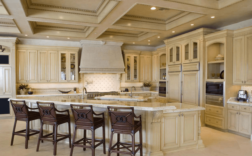 Classic Tuscan-Style Home Interior Designs